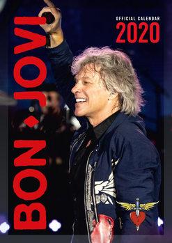 Bon Jovi Calendar 2020