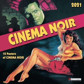 Cinema Noir Calendar 2021