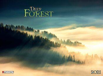 Deep Forest Calendar 2021
