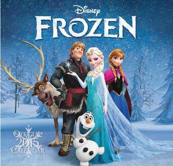 Frozen Calendar 2016