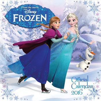 Frozen Calendar 2021
