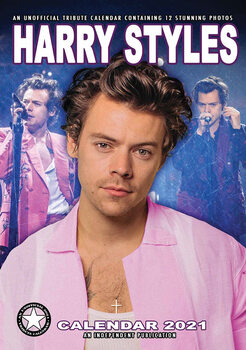 Harry Styles Calendar 2021
