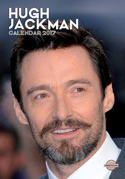 Hugh Jackman Calendar 2017