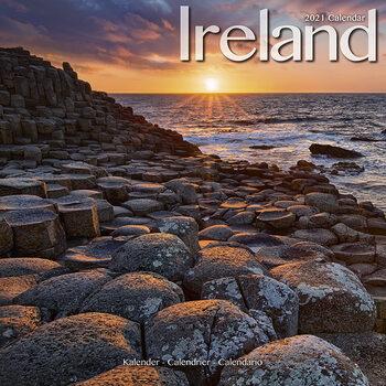 Ireland Calendar 2021