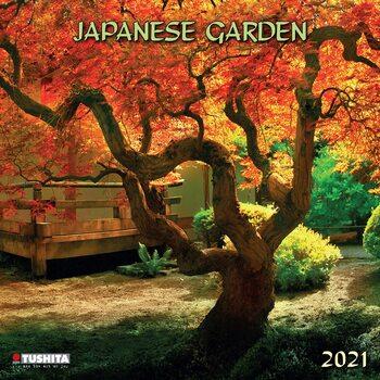 Japanese Garden Calendar 2021
