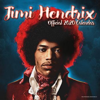 Jimi Hendrix Calendar 2020