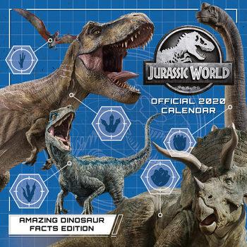 Jurassic World Calendar 2020