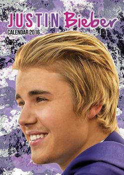 Justin Bieber Calendar 2017