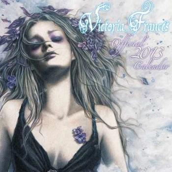 Kalendář 2013 - VICTORA FRANCES Calendar 2021