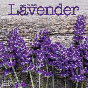 Lavender Calendar 2021