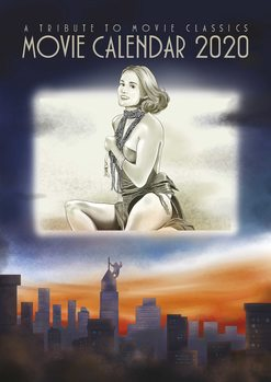 Movie Calendar 2020 - A Tribute To Movie Classics Calendar 2020