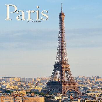 Paris Calendar 2021