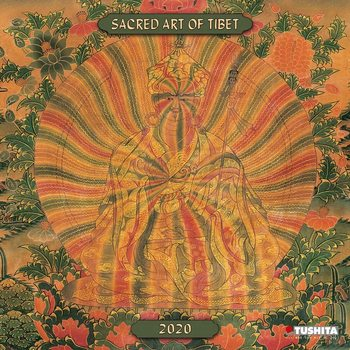 Sacred Art of Tibet Calendar 2020