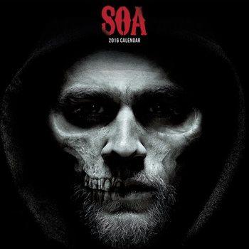 Sons of Anarchy Calendar 2021