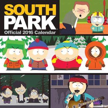 South Park Calendar 2021