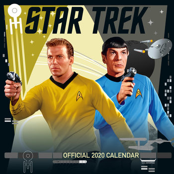 Star Trek TV Series (Classic) Calendar 2020