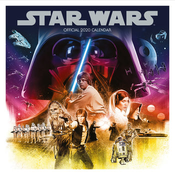Star Wars - Classic Calendar 2020