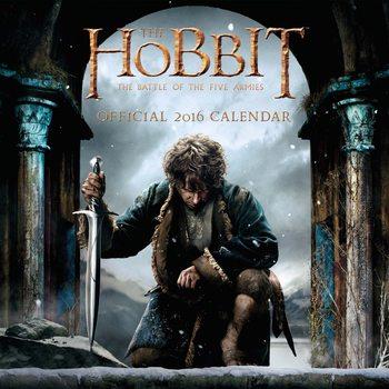The Hobbit Calendar 2021