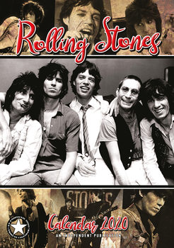 The Rolling Stones Calendar 2020
