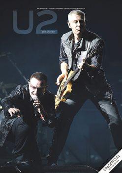 U2 Calendar 2017