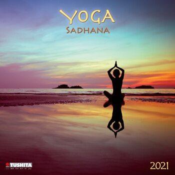 Yoga Sadhana Calendar 2021