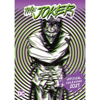 Calendario 2021 Joker