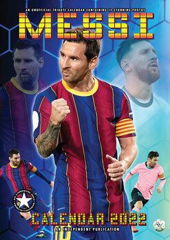 Calendario 2022 Lionel Messi