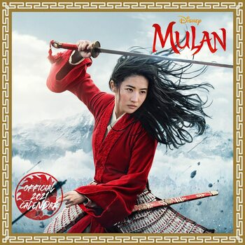Calendario 2021 Mulan