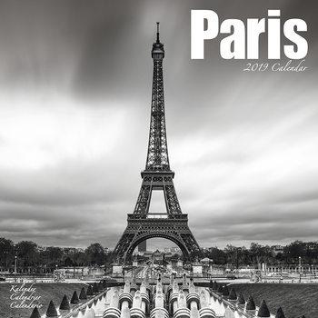 Calendario 2021 Paris