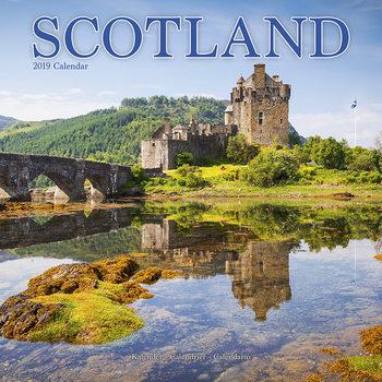 Calendario 2021 Scotland