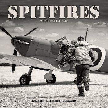 Calendario 2021 Spitfires