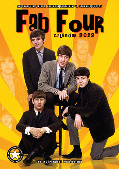 Calendario 2022 The Beatles