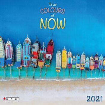 Calendario 2021 True Colours of Now