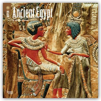 Calendario 2018 Ancient Egypt