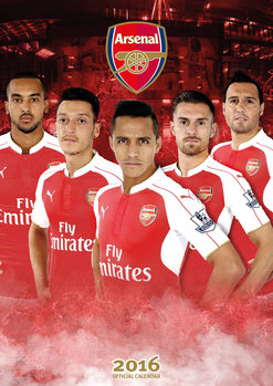 Calendario 2020  Arsenal FC