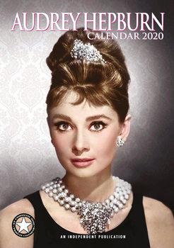 Calendario 2020  Audrey Hepburn