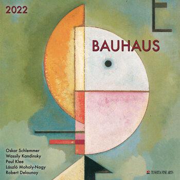 Calendario 2022 Bauhaus