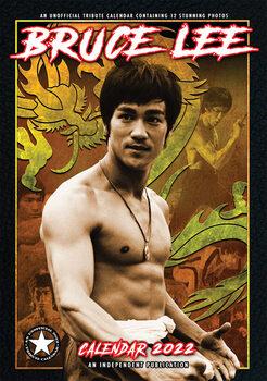 Calendario 2022 Bruce Lee