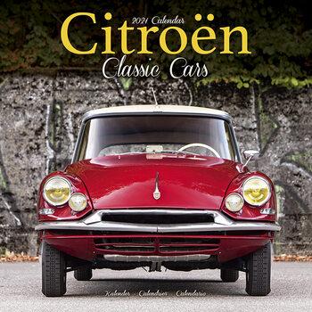 Calendario 2021 Citroen Classic Cars