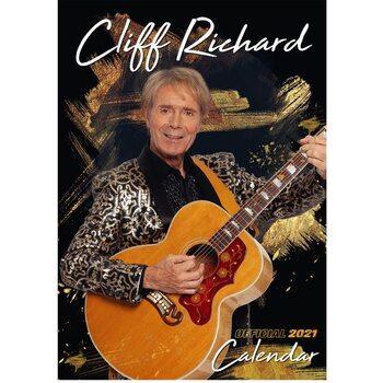 Calendario 2021 Cliff Richard
