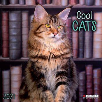 Calendario 2021 Cool Cats