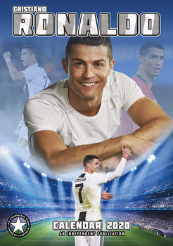 Calendario 2020  Cristiano Ronaldo