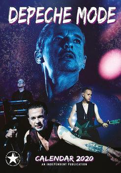 Calendario 2020  Depeche Mode