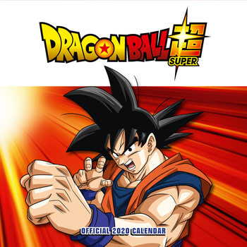 Calendario 2020  Dragon Ball Z