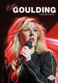 Calendario 2017 Ellie Goulding