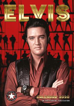 Calendario 2020  Elvis Presley
