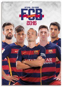 Calendario 2017 FC Barcelona