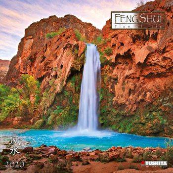 Calendario 2020  Feng Shui - Flow of Life
