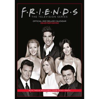 Calendario 2021 Friends - Deluxe