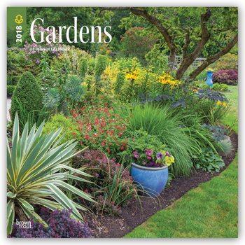 Calendario 2021 Gardens